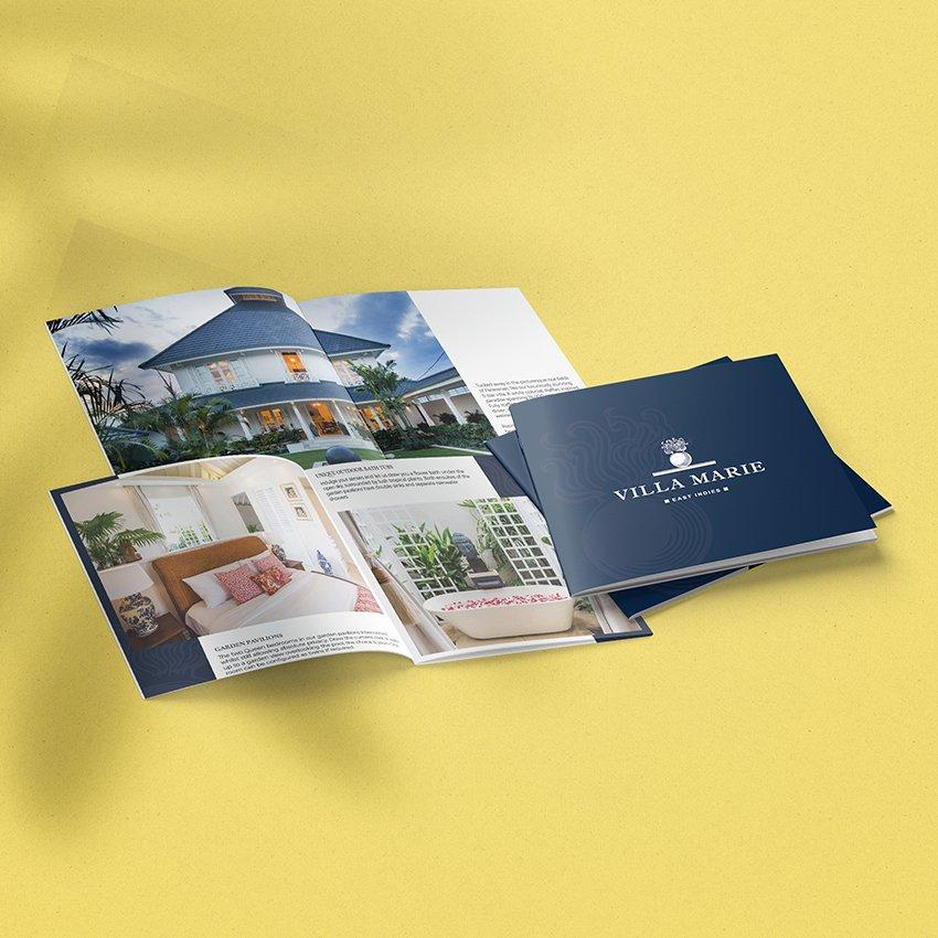 Digital Also - Villa Marie - Villa Brochure